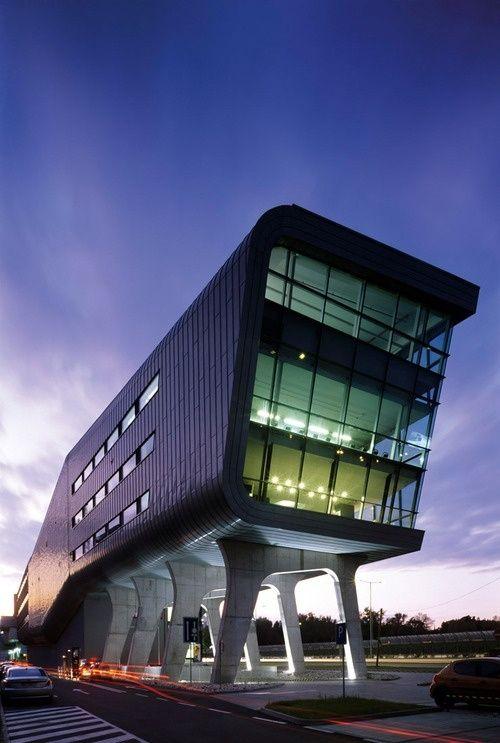modern architecture -
