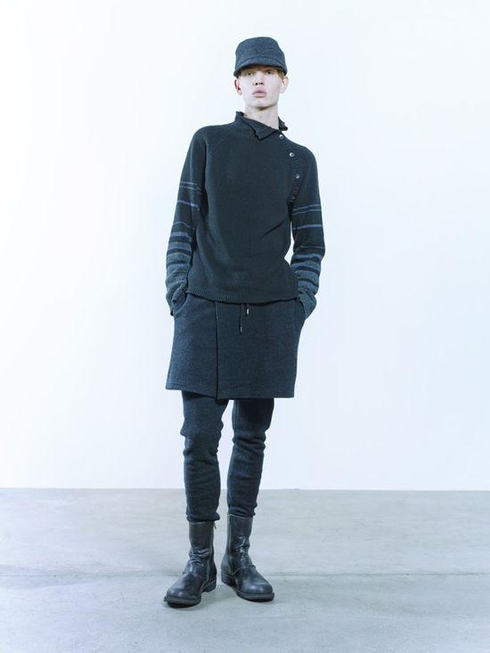 Standard Deviation - Fashion. Design. Culture. Art. Myko.: Viridi-anne Fall / Winter 2013 Menswear Lookbook
