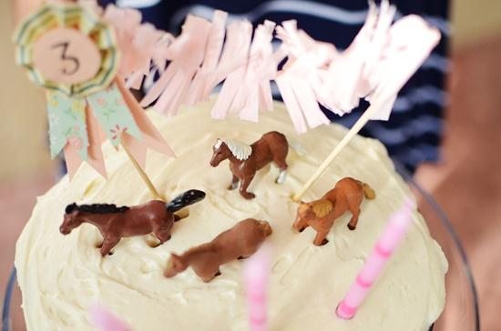 cute pony party- Jill  :)