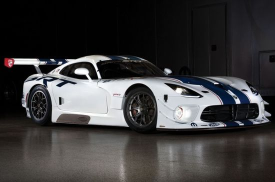 SRT Viper GT3-R Customer Race Car Debuts, Costs $459,000 - WOT on Motor Trend