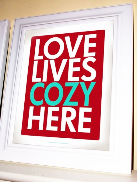 love lives cozy