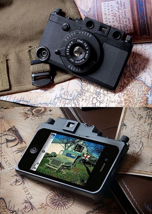 Camera + Iphone