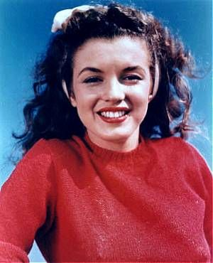 Norma Jean before marilyn , wasnt she still beautiful?