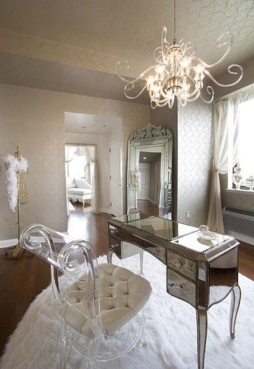 Beautiful Chair for my boudoir Maison Kiss Kiss London