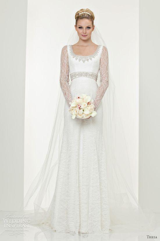 Theia Wedding Dresses Fall 2011