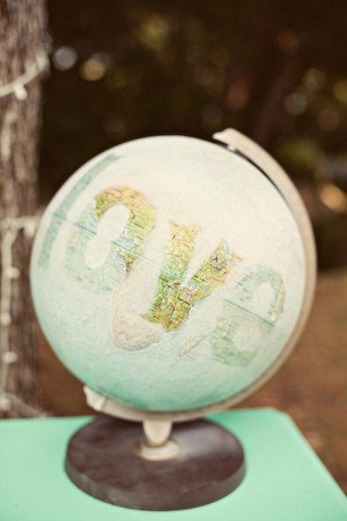 i like globes!