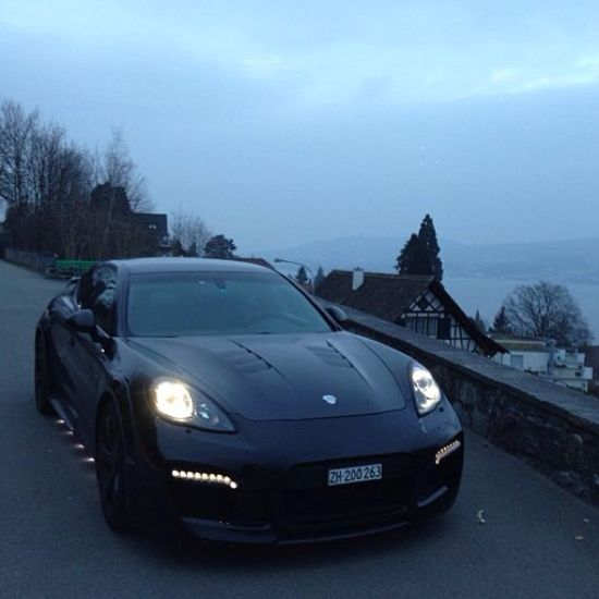 More of a Ferrari FF fan but Porsche Panamera is still awesome!