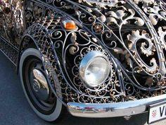 Awesome custom car.