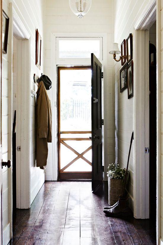 floors and door!