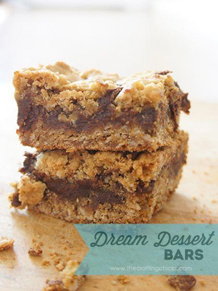 Dream Dessert Bars