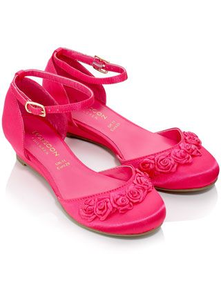 Monsoon girls shoes