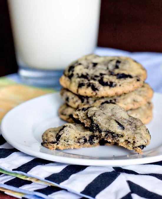 cookies & cream cookies.