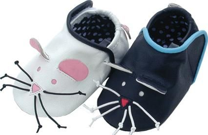 Mouse Baby Shoes