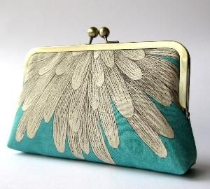 Beautiful purse.
