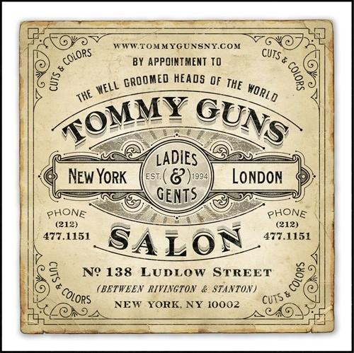 Tommy Guns Salon