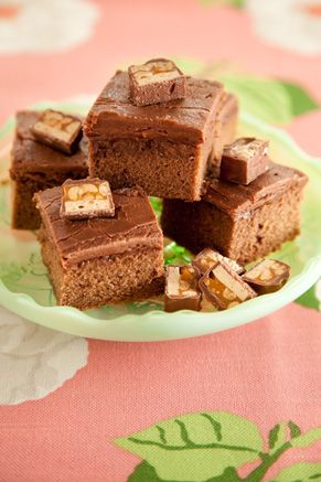 Paula Deen Candy Snack Cake
