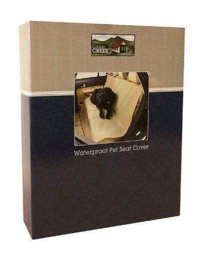 Waterproof Pet Seat Cover « Pet Lovers Ads