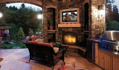 Best Outdoor Living Rooms Simpleand Elegant Living Room