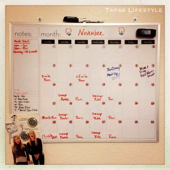 Organize Your Exercise Plan & Healthy Eating Habits #organizenowblogtour
