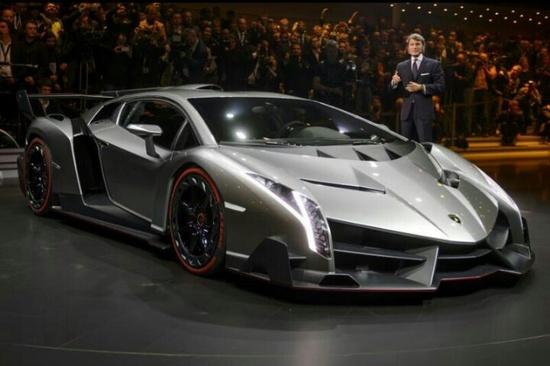 Lamborghini Veneno ?