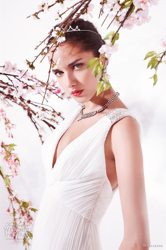 Blumarine Spring/Summer 2011 Bridal Collection