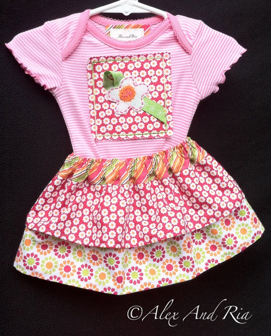 Two piece Baby Outfit
