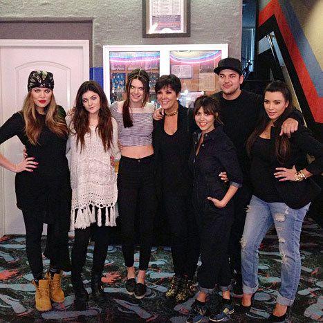 Kourtney Kardashian Birthday Celebration: Bowling!
