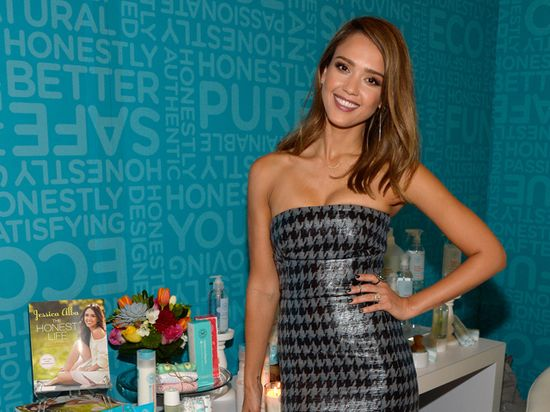 Actress and Honest Company co-founder Jessica Alba raises $25 million for baby product company