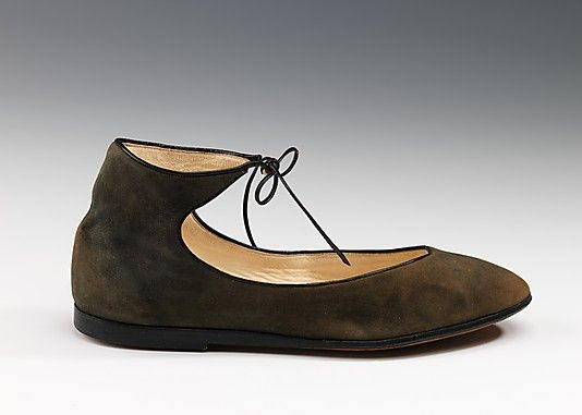 Italian leather shoes 1954-58