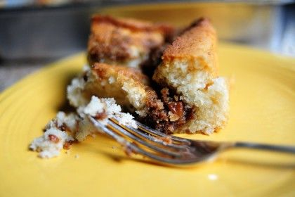 The Best Coffee Cake. Ever.