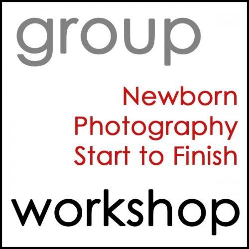 Newborn Photography Online Mentoring Workshop: Group Class