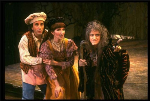 Bernadette Peters- Witch/Old Woman