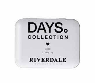 DAYS Soap in Tin