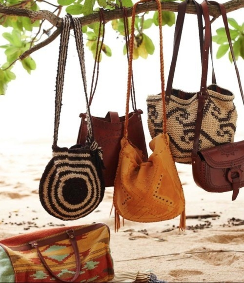 Bags, bags, bags