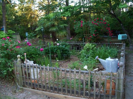 MY MAY GARDEN  by Island Gardener, via Flickr