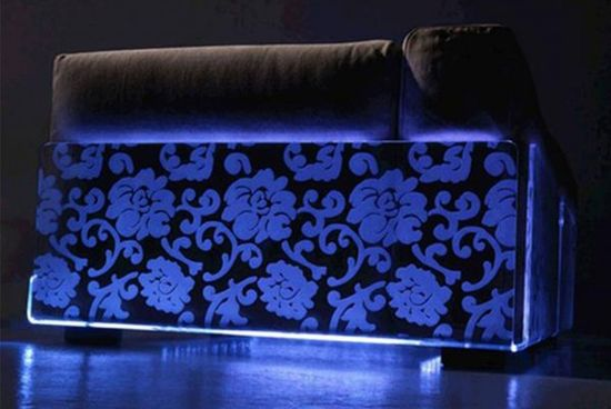 Best Sofa Led design for home Interiors