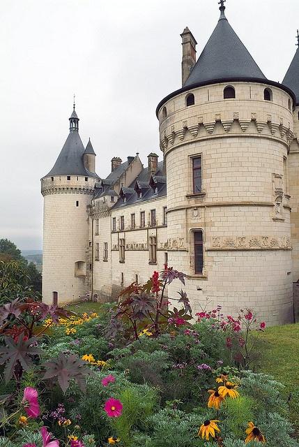 Chateau de Chaumont, France #Castles #castle