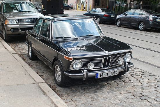 BMW 2002 tii (love #celebritys sport cars #sport cars