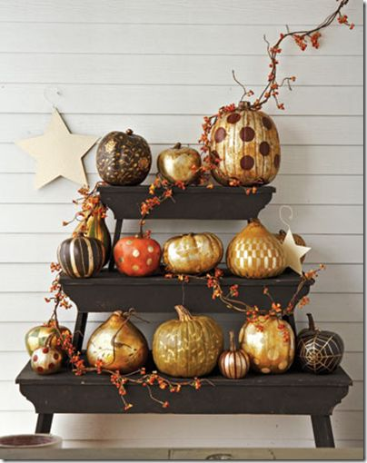 Pumpkins, pumpkins!!