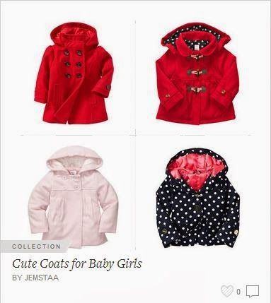 Cute Coats for Baby Girls