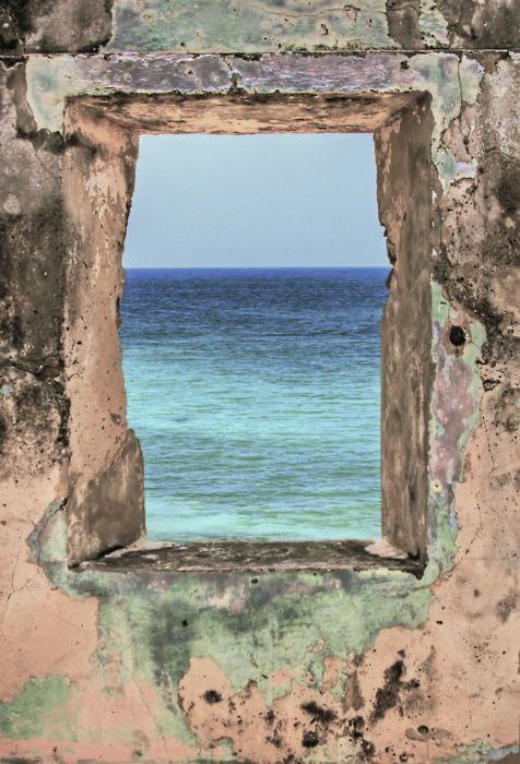 portal to the sea