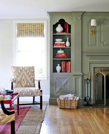 Ore Studios Interior Design - Historic Sorority House