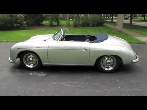 ? 1955 Porsche 356 Speedster. one of the reasons this is my dream car