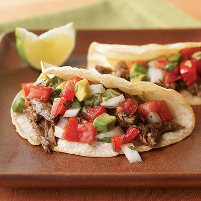 2006: Beef Carnitas Tacos < Cooking Light's 25 Best Recipes Ever - Cooking Light