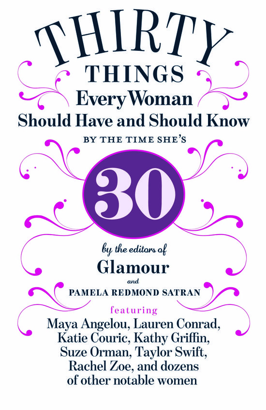 30 Things Every Woman Should Have and Know by 30