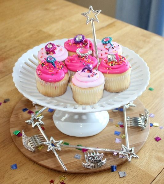 Easy last minute party ideas for little girls!