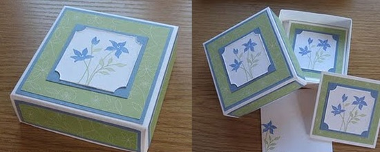 36 Do It Yourself Gift Box Tutorials