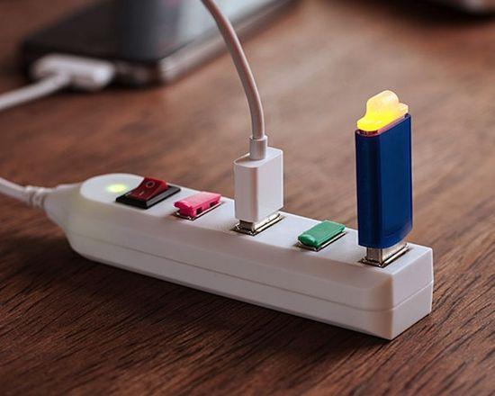 USB Power Strip – $5