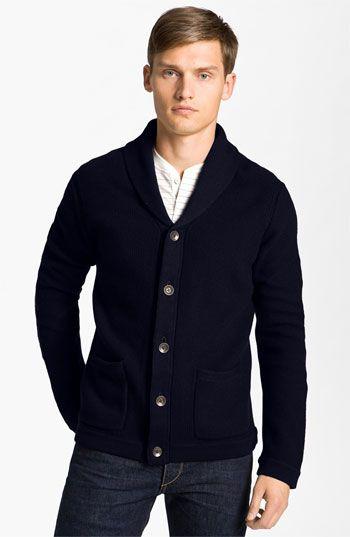 rag & bone 'Avery' Shawl Collar Cardigan #Nordstrom #Men #Sale