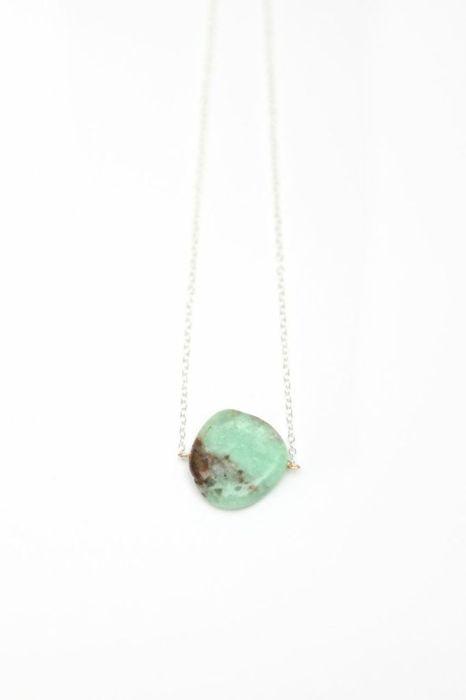Silver Stellar Necklace